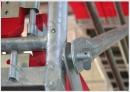 Rusztowanie typ plettac - 96m2 | Podest stalowy