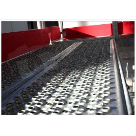 Rusztowanie typ plettac - 144m2 | Podest stalowy