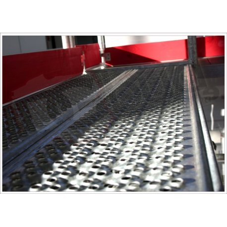 Rusztowanie typ plettac - 240m2 | Podest stalowy