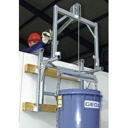 Wciągarka montażowa 21m GEDA
