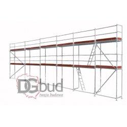Rusztowanie fasadowe ocynkowane