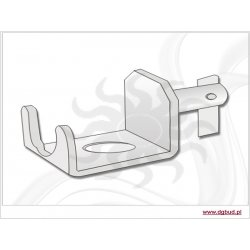Dolne mocowanie stężenia (typ plattac)