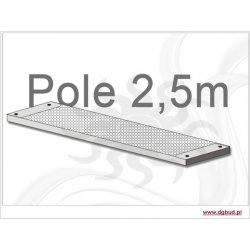 Podest stalowy 2,5m (typ plettac)