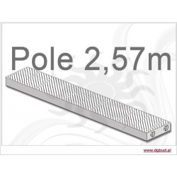 Podest stalowy 2,57m (DG L73)