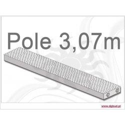 Podest stalowy 3,07m (DG L73)