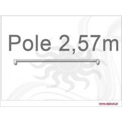 Poręcz 2,57m (DG L73)